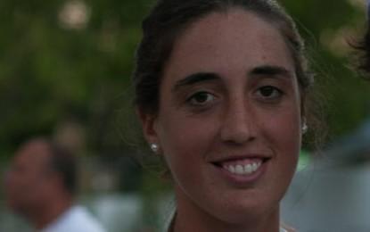 Catalina Pella campeona en Tunez