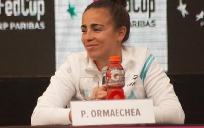 Fed Cup: Ormaechea, Pella, Petit e Irigoyen fueron nominadas por Marcelo Gomez