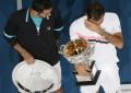 Emocionante triunfo de Federer al consagrarse campeón del Abierto de Australia