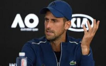 Novak Djokovic fue operado en Suiza