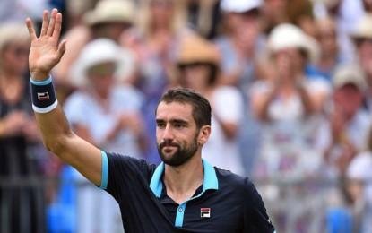 Marin Cilic se baja del ATP de Buenos Aires