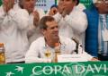 El próximo lunes se firmará el acuerdo y San Juan será sede de la Copa Davis