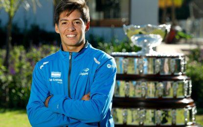 Juniors : Sebastián Báez es número uno del mundo