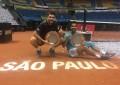 San Pablo: Fede Delbonis y Machi Gonzalez campeones en dobles