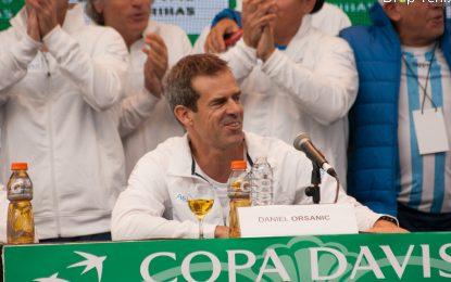 Copa Davis: Orsanic nominó a Schwartzman, Pella, Kicker, González y Durán para enfrentarse con Chile