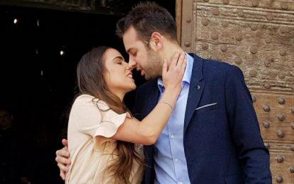 Se casó Paula Ormaechea en Italia