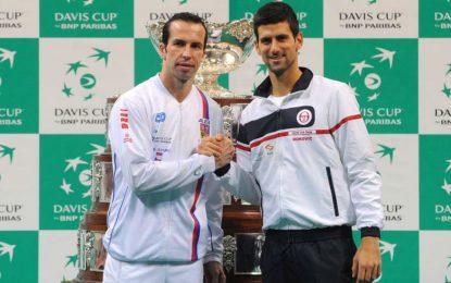 Djokovic anunció Radek Stepanek dejará de ser su entrenador.