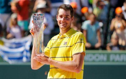 John Isner conquistó el Masters 1000 de Miami