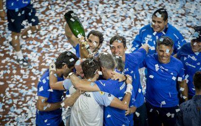 Copa Davis: Argentina derrotó a Chile por 3 a 2