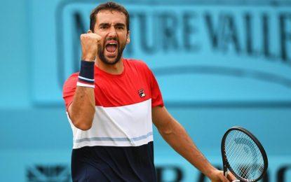 ATP 500: Marin Cilic campeón de Queen's