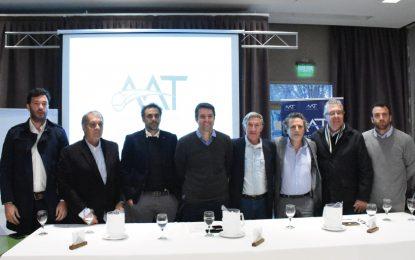 Primera conferencia de prensa de las autoridades de la AAT