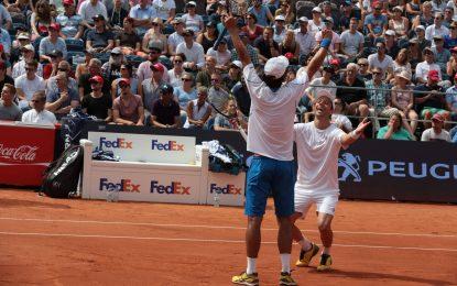 Dobles : Horacio Zeballos y Julio Peralta campeones en Hamburgo