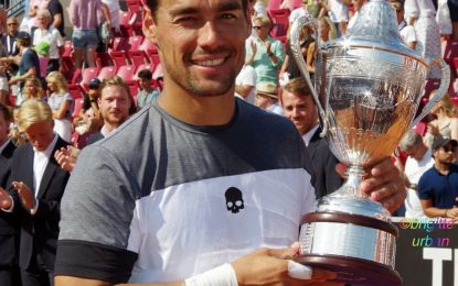 Fabio Fognini conquistó el ATP 250 de Bastad