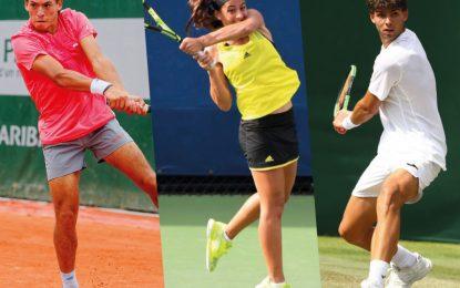 Seba Báez, Facu Díaz Acosta y Lourdes Carlé son los clasificados para Buenos Aires 2018