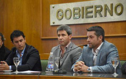 Copa Davis: Agustín Calleri y el Gobierno de San Juan presentaron Argentina – Colombia