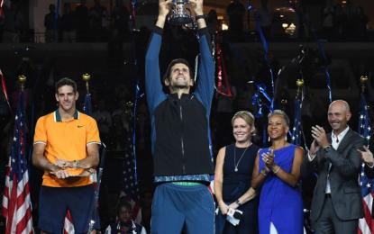 Delpo finalista y Nole se consagró campeón del Abierto de Estados Unidos