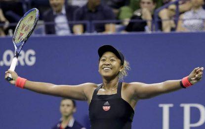 US Open: Naomi Osaka es la primera japonesa en ganar un Grand Slam