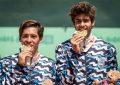 Buenos Aires 2018: Medalla de Oro y Plata en tenis