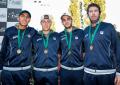 Copa Davis y Fed Cup Jr: un podio mundial y un gran aprendizaje