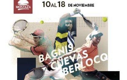 Olivo, Ficovich Y Mena Wild Cards Para el Challenger de Buenos Aires