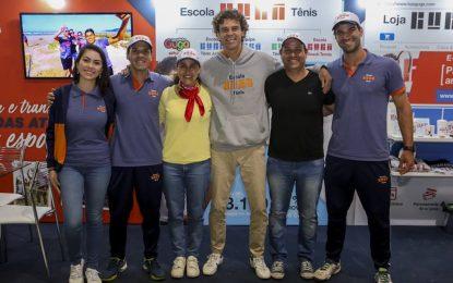 La Escuela de GUGA KUERTEN desembarca en la Argentina junto a Little Tenis.