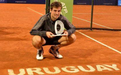 Uruguay Open 2018: Guido Pella se consagró campeón