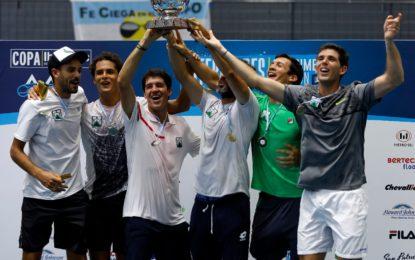 Ferro Carril Oeste gritó campeón del Interclubes de Primera División