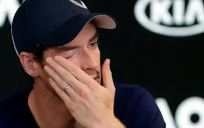 Andy Murray anunció que se retira del tenis