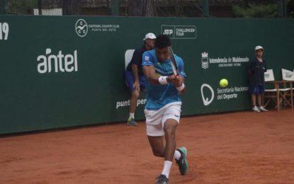 El brasilero Thiago Monteiro es el campeón de la segunda edición del Punta Open
