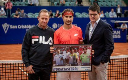 Argentina Open: Emocionante Despedida a David Ferrer
