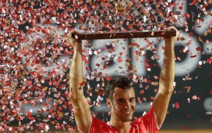 Río Open : Laslo Djere conquisto su primer título ATP 500