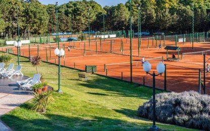El próximo lunes comienza la prequaly del primer ITF World Tennis Tour en Pinamar