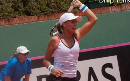 María Irigoyen se retiró del circuito