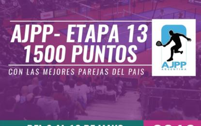 Vicente López: Se viene una etapa clave para el circuito AJPP con el mejor Padel de la Argentina