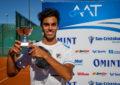 M15 Buenos Aires 5 Copa #AAT: Francisco Cerúndolo se consagró campeón!