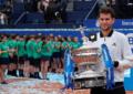 Dominic Thiem se coronó campeón del Barcelona Open