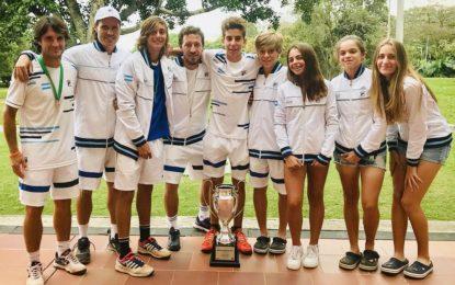 Sudamericano Sub 14: regreso triunfal de la delegación argentina