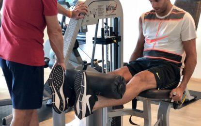 Del Potro no jugará el Abierto de Estados Unidos y continúa con la rehabilitación de la operación