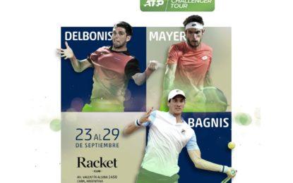 Se viene el Challenger de Buenos Aires en el Racket Club