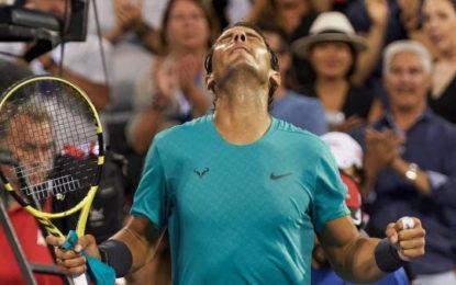 Rafael Nadal conquista el Masters 1000 de Montreal por quinta vez