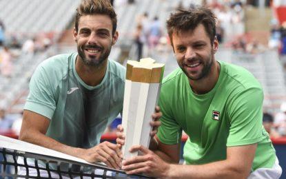 Montreal: Horacio Zeballos se coronó campeón de dobles y es el primer argentino en ingresar al top ten