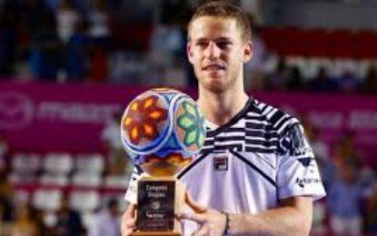 Diego Schwartzman se consagró campeón en el ATP de Los Cabos