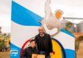 Gusti Fernandez homenajeado en su ciudad natal