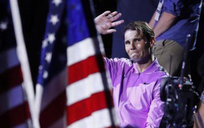 US Open: Rafael Nadal conquistó por cuarta vez el  titulo de este Grand Slam