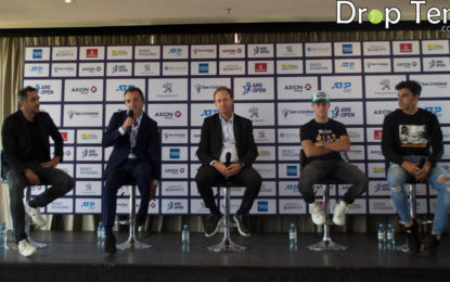Se lanzó oficialmente el Argentina Open 2020