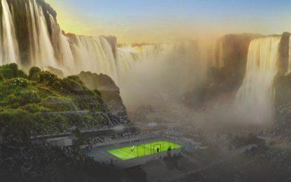 Cataratas Padel Exhibition 2020