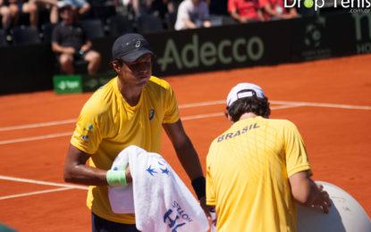 Joao Souza fue sancionado por la Unidad de Integridad del Tenis por arreglo de partidos entre 2015 y 2019