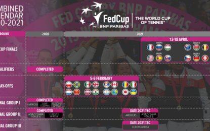La serie de Fed Cup entre Argentina y Kazajistán se disputará en febrero de 2021
