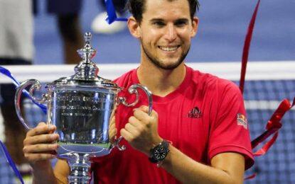 Dominic Thiem es el campeón del US Open 2020