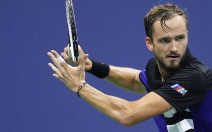 Medvedev asegura el cuarto lugar en las finales Nitto ATP